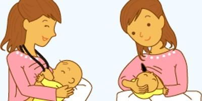 程琢教育坚持母乳喂养呵护母婴健康