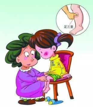 成人肉穴表演_小儿推拿职业班培训:常按孩子这些穴位,想生病都难!